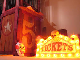 halloween party ideas scary scary ticket booth build u2014 diy how to from make projects