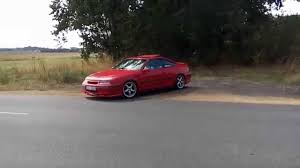 opel calibra sport opel calibra 1992 part 3 youtube