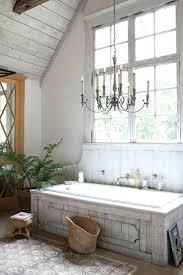 chandeliers design fabulous chic farmhouse bathroom ideas with