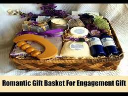engagement gift basket 10 engagement gifts ideas for couples