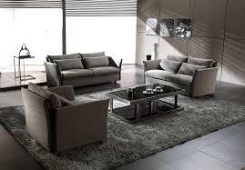 Modern Fabric Furniture by Grey Modern Contemporary Fabric Sofa Set Vg Vip Fabric Sofas