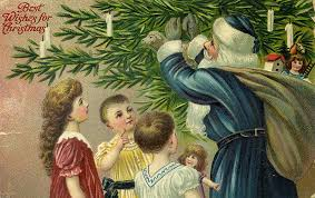 how red and green became the colors of christmas npr