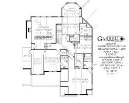 mon chateau house plan house plans by garrell associates inc