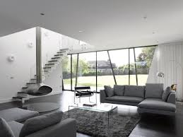 Living Rooms With Grey Sofas by Blue Gray White Living Room Most Popular Home Design