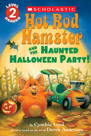 rod hamster and the haunted halloween party by cynthia lord
