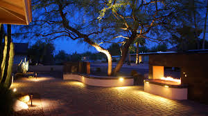 Landscap Lighting by Outdoor Landscape Lighting Design With Led And Bulb Fixtures