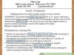 Sample Resume For Flight Attendant Position Resume Format For Cabin Crew Excellent Cabin Crew Resume Sample