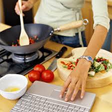 tablette pour recette de cuisine tablettes applis 8 nouveaux outils pour cuisiner 2 0 cuisine