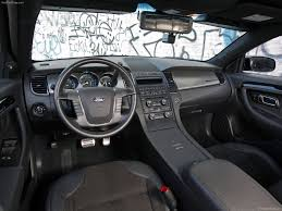 2010 Ford Taurus Interior Ford Stealth Police Interceptor Concept 2010 Picture 10 Of 13