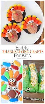 babies edible thanksgiving crafts cheers