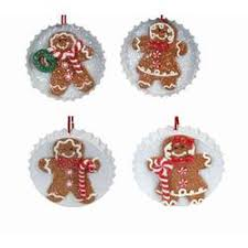 gingerbread ornaments the mouse