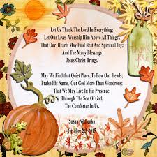 poem about thanksgiving to god harvest blessing in my treasure box let us thank the lord