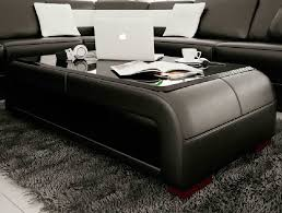round leather coffee table inspiration of leather coffee table and 36 top brown leather ottoman
