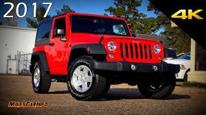 jeep wrangler sports 2017 jeep wrangler sport s ultimate in depth look in 4k youtube