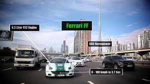 fastest police car dubai police with lambo ferrari camaro fastest cop cars in the