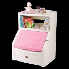 lift u0026 hide bookcase storage chest pink target