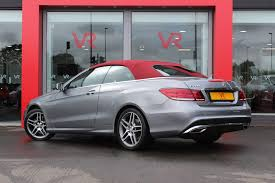 mercedes amg 64 mercedes e class 2 0 e200 amg line 2dr automatic for sale in