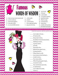 bridal shower words of wisdom 62 best bridal shower images on beauty tips