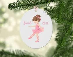 ballerina ornaments etsy