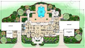 cartagena mediterranean floor plans luxury house plans cartagena house plan first floor