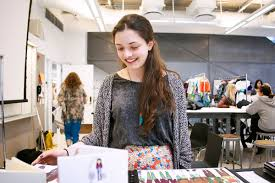 Fashion Stylist Certificate Programs Fashion Design Major Go To A College In New York The New