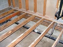 Repair Floor Joist Floor Flooring Replacement Creative On Floor Pertaining To