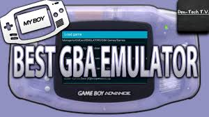 gba 4 android best gameboy advance emulator for android must app