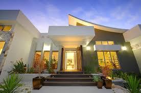 Contemporary Modern House Plans  Interior Ideas - Contemporary modern home design