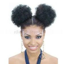 small afro puff buns hair pieces combs short ponytail hair extensions ebay