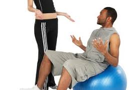 Sitting On A Medicine Ball At Desk How To Inflate A Pilates Exercise Ball Chron Com