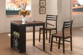 Narrow Dining Tables Full Size Of No Room For A Table And Chairs - Kitchen table for small spaces