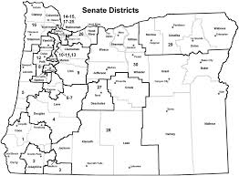 map of oregon with counties oregon counties