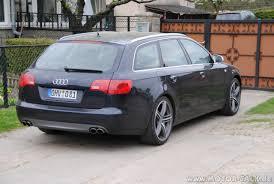 2007 Audi Avant 2007 Audi A6 Avant 2 0 Tdi Multitronic C6 Related Infomation