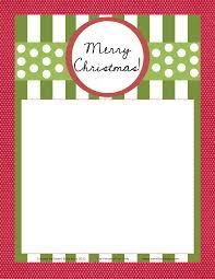 get a free dear santa letter template santa letter template free