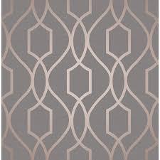 apex trellis sidewall wallpaper copper wallpaper b u0026m