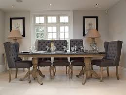Faux Leather Dinning Chairs Chairs Glamorous Dark Grey Dining Chairs Dark Grey Dining Chairs