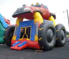 monster truck show knoxville tn games u0026 inflatables all occasions party rentals