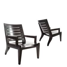 Christian Liaigre Armchair Pair Of Ile De Re Chairs By Christian Liaigre Decor Nyc Store