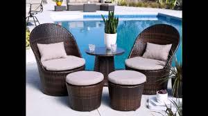 Loungemobel Garten Modern Loungemöbel Für Balkon Pool Youtube