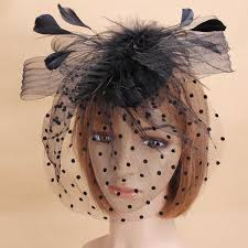 lace headwear online shop veil flowers headdress fascinator millinery