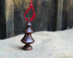 turning ornaments turned wood tree ornaments