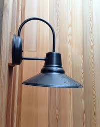 Gooseneck Light Fixture Outdoor by Barn Wall Sconces Add Finishing Touch To Modern Farmhouse Blog