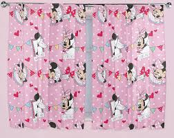 Mickey And Minnie Curtains by Mickey Amp Minnie Mouse Bedroom Bedding Curtains Popular Minnie
