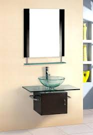 vessel sink stand contemporary style vanities modern bathroom