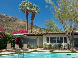 california style house historic downtown palm springs location q vrbo