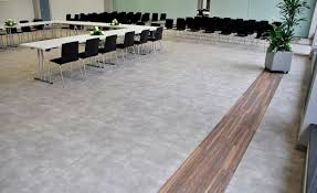 vinyl flooring commercial tile smooth m 500 v silence