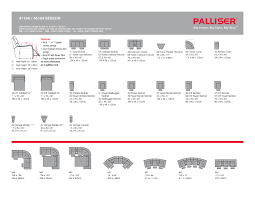 Palliser Juno Palliser Sectional Sofa Leather Sectional Sofa