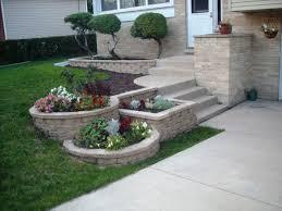 Tiered Backyard Landscaping Ideas Best 25 Tiered Landscape Ideas On Pinterest Small Garden Ideas