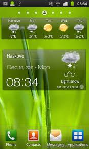 weather apps free android android weather free android app android freeware