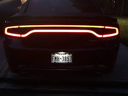Dodge Challenger Lights - smoked tail lights and side markers srt hellcat forum